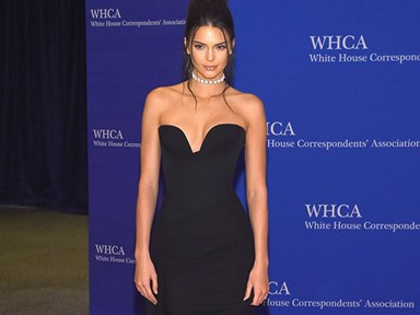 Kendall Jenner got roasted by President Obama and it was magical