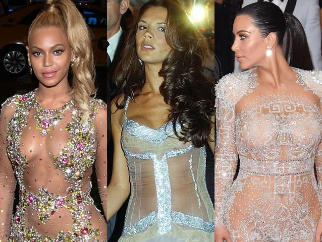 Naked Met Gala dresses