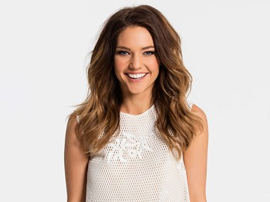 Five minutes with Sam Frost