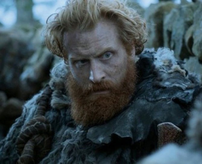"**Tormund** The epitome of rugged. Knows how to swing an axe like it ain't no thang. Probably knows his way around a woman. This isn't even a guilty crush, tbh, he's an actual babe. But the ginger wonder is often overlooked. Please refer to Kristen Bell and Dax Shepard's amazing motto: ['Stark in the streets, Wildling in the sheets'](http://www.cosmopolitan.com.au/celebrity/celebrity-gossip/2016/4/kristen-bell-and-dax-shepard-won-the-game-of-thrones-premiere-red-carpet/|target=""_blank"") and we rest our case."