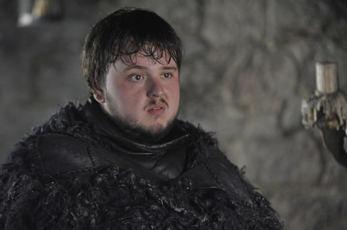 **Samwell Tarly** He has the most thoughtful eyes and doesn't care about your baggage. And he would give thee best hugs. Those Night's Watch uniforms look snuggly as…