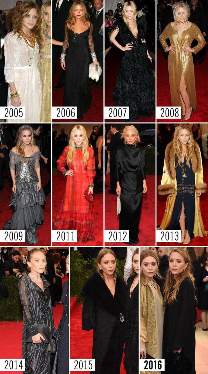 **9. Mary-Kate Olsen**    Remember Michelle Tanner? Yeah.