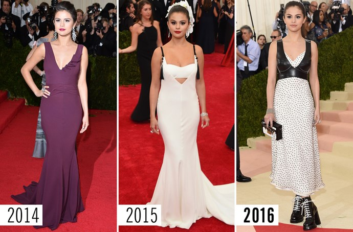 **12. Selena Gomez**    Finally starting to break out of her shell.