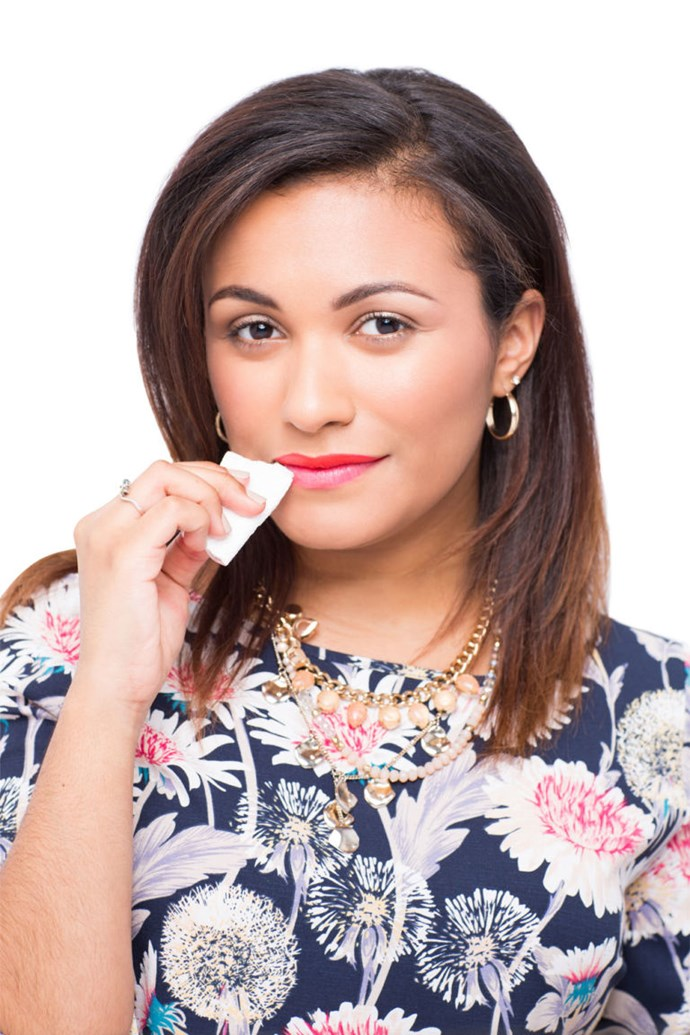 """**10.** If you're having trouble removing really stubborn matte lipstick, use some Vaseline on a tissue. ** If your lips are stained from wearing lipstick all day, affordable Vaseline will take it all off. [SOURCE: Cosmopolitan US](http://www.cosmopolitan.com/style-beauty/a57970/life-changing-matte-lipstick-hacks/