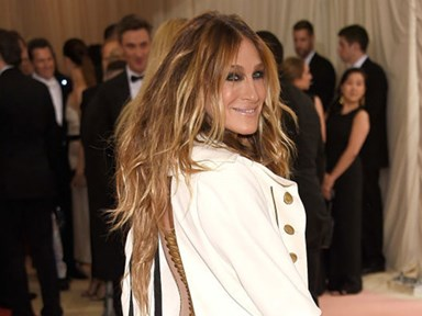 Sarah Jessica Parker has something to say to all her Met h8ers