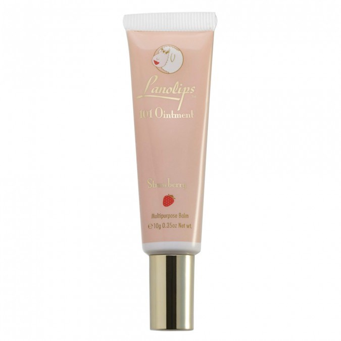 """**10. [LANOLIPS Lanolips 101 Ointment Fruities Strawberry 10g](https://www.priceline.com.au/lanolips-lanolips-101-ointment-fruities-strawberry-10-g target=""""_blank"""")**, $13.99 When your lips are flakier than that jerk of a Tinder date, Lanolips will hydrate and heal."""