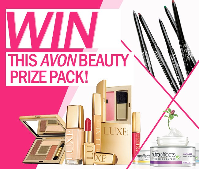 Win one of five $300 beauty gift packs