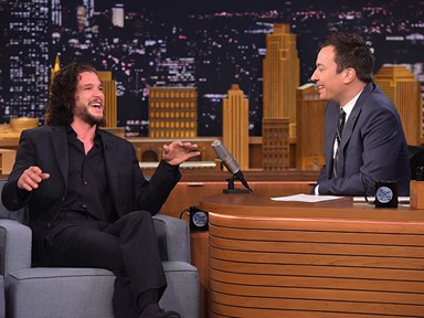 Kit Harington revealed Jon Snow's fate to a police officer to get out of a speeding ticket