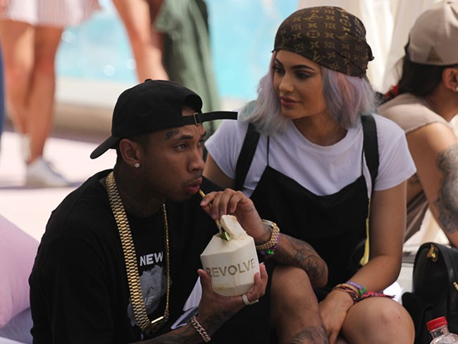 Tyga has revealed the reason he and Kylie Jenner split