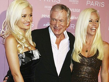Holly Madison reveals more effed up stuff about living in the Playboy Mansion