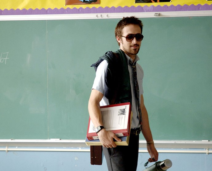 **5. *Half Nelson* (2006)** Hot teacher alert.