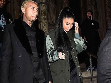 Kim Kardashian says Kylie Jenner and Tyga's relationship made her uncomfortable