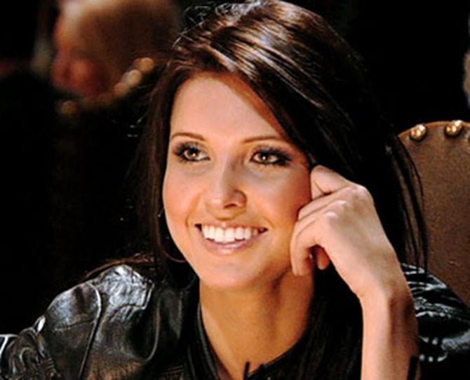 **Audrina Patridge** ** ** **THEN** ** ** Landing on our TV screens as LC and Lauren's neighbour, Audrina soon became a fixture on the show. She also seemed to have the coolest job working for a record company and working with some girl called Ciara (but said like 'kee-ara' – what a cool name). She's also responsible for the best piece of Hills cinematography: Lauren's single black tear.