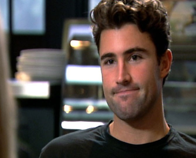 **Brody Jenner** ** ** **THEN** ** ** Brody joined the show as Spencer's friend, so we were a little cautious. But it was back before Spencer with a TOTAL dick, and Brody was keen on our pal LC, so we accepted him into our lives. What ensued was a 'will they or won't they' situation for the next few seasons.