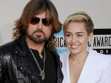 Billy Ray Cyrus just opened his big mouth about Miley and Liam Hemsworth