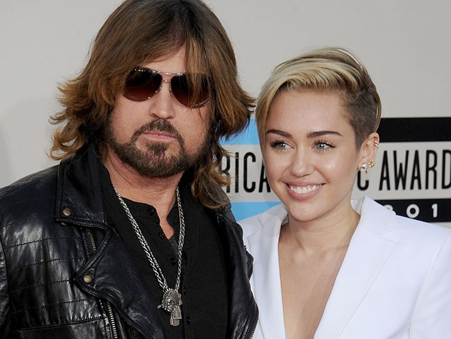 Billy Ray Cyrus just opened his big mouth about Miley and Liam Hemsworth's relationship