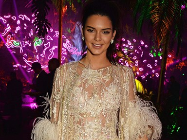 Kendall Jenner got kidnapped at Cannes
