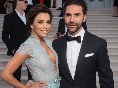 Eva Longoria got married in Mexico and it was quite the fiesta