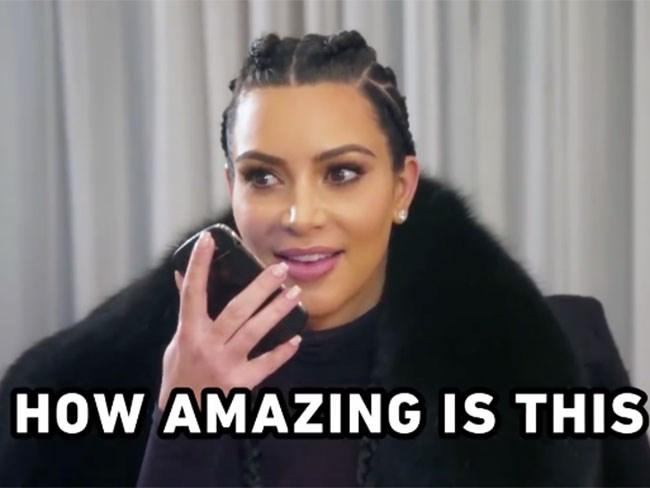 Kim Kardashian wants to dress up as Kanye's ex Amber Rose for Halloween