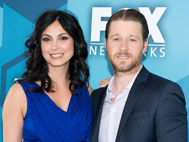 Ben McKenzie and Morena Baccarin have recently welcomed a little girl called Frances Laiz Setta Schenkkan.