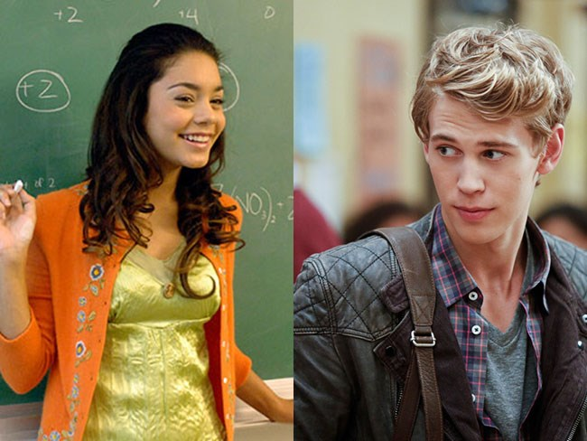 **Gabriella from *High School Musical* and Sebastian Kydd from *The Carrie Diaries*** We never thought we'd be happy seeing Gabriella with anyone other than Troy. We were wrong.