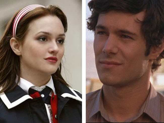 **Blair Waldorf from *Gossip Girl* and Seth Cohen from *The O.C.*** We end with the best character crossover of all time. If only both shows were still going and one could make a cameo in the other? Think of the possibilities...