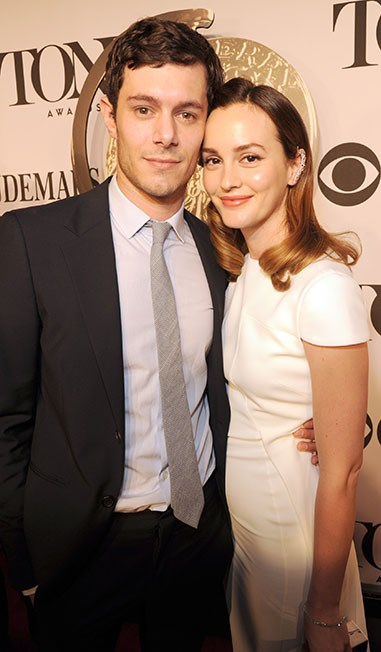 Adam Brody and Leighton Meester - we have no words except THANK YOU. <3