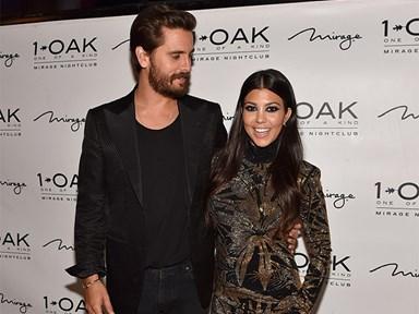 Kourtney Kardashian's birthday message to Scott Disick will make your heart sing