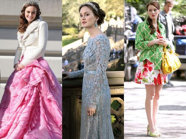Blair Waldorf fashion moments on Gossip Girl