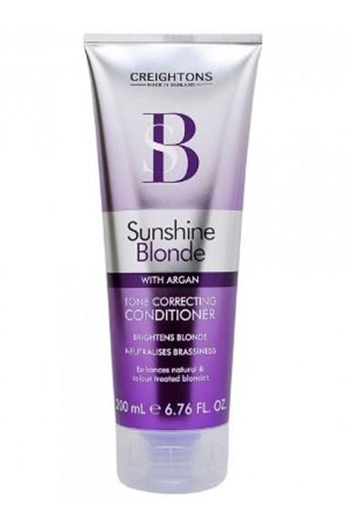 "Alternatively, if you just want what's cheapest, simply use [Creighton's Sunshine Blonde Conditioner](https://www.priceline.com.au/creightons-sunshine-blonde-with-argan-tone-correcting-conditioner-200-ml|target=""_blank"") ($6.99) after your regular shampoo. Easy, right?"