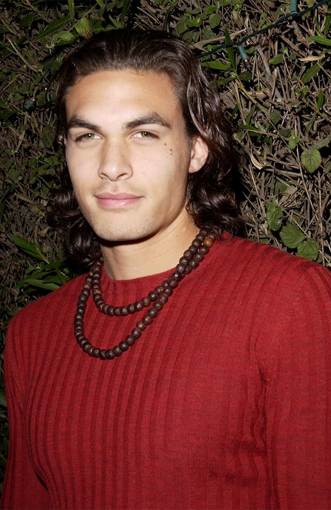 Anybody else getting some serious Drazik from Heatbreak High feels from 2001 Momoa?