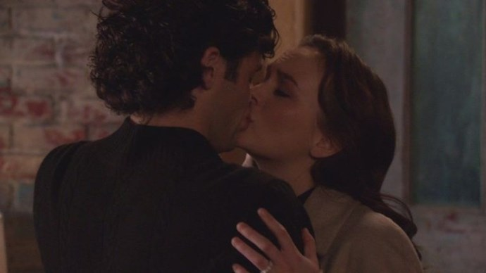 4. Dan & Blair We'll never know exactly what went down in the writers room midway through season five, but Dan transformed from a sweet guy into a sociopath, sabotaging Blair's wedding and isolating her from everyone who wasn't him. Eventually the whole relationship was later retconned into an afterthought, with Dan claiming he'd only ever wanted Blair because he was afraid of his love for Serena. Or something. We'd given up caring by this point, and seemingly so had the writers. RIP, Dair.