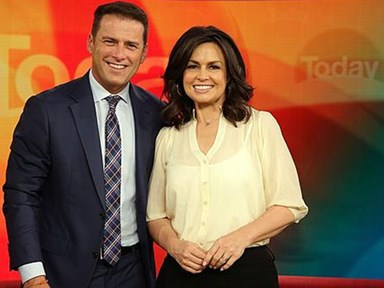 You'll be fuming when you find out how much more Karl Stefanovic earns than his co-host Lisa Wilkinson