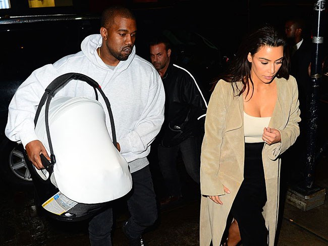 You will actually be jealous of Saint West's teeny-tiny designer wardrobe