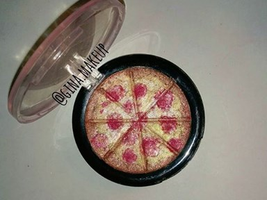 Pizza highlighter is the one thing you didn't know you needed