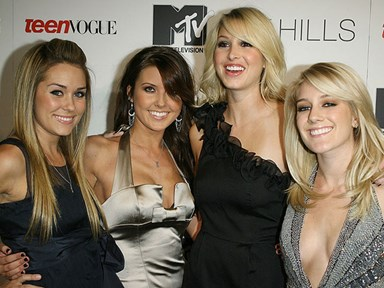 Audrina Patridge's wedding is not going to be The Hills reunion you hoped for