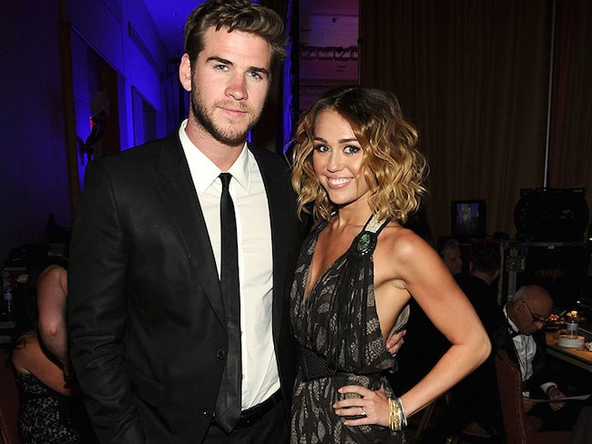 We should have known Miley Cyrus and Liam Hemsworth would get back together after this