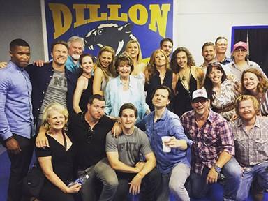 The cast of Friday Night Lights have reunited and it will give you so many feels