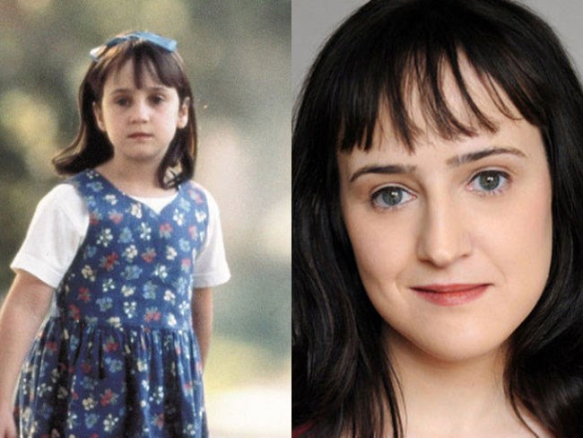 "Matilda actress Mara Wilson has come out, saying she embraces the ""bi label"""