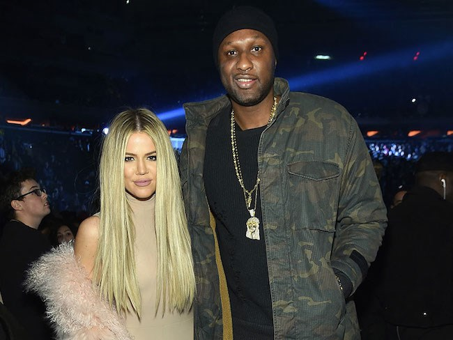 Khloe Kardashian posts not-so-cryptic note about Lamar Odom, then deletes it