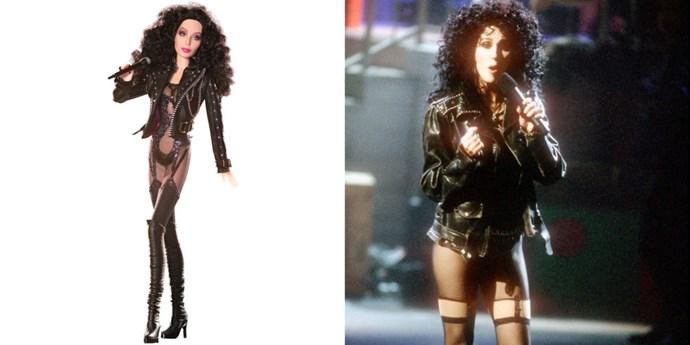 **CHER**   Werk, Cher Barbie, WERK.