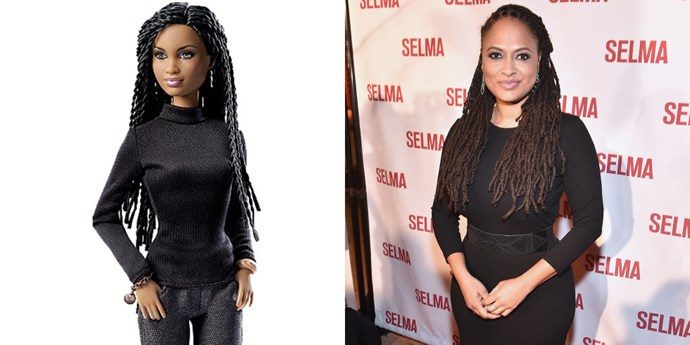 """**AVA DUVERNAY**   Selma director, Ava Duvernay was made into a Barbie as part of Mattel's """"Shero"""" collection honouring powerful women. No one is more worthy."""