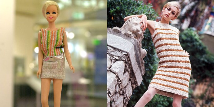**TWIGGY**   Before Heidi, there was Twiggy. Before Twiggy, there was nothing.