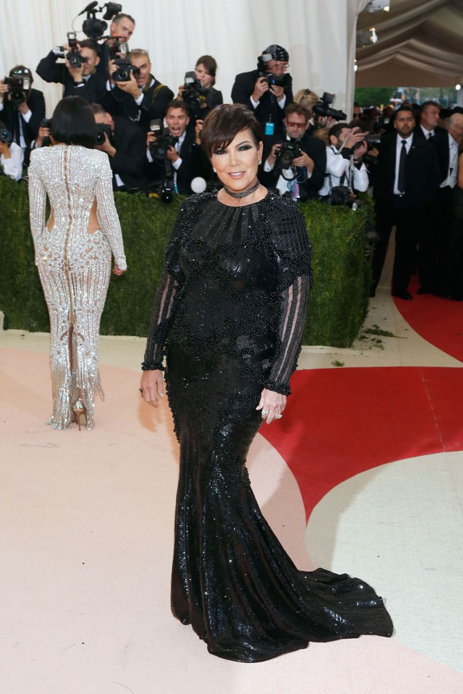 Actual slayage on this year's Met Gala red carpet.