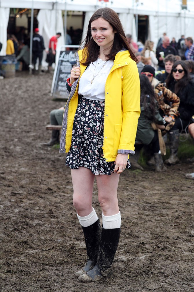 It was mudder on the dancefloor thanks to Sophie Ellis Bextor (see what we did there?)