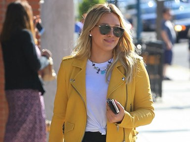 9 rules Hilary Duff swears by to stay in shape