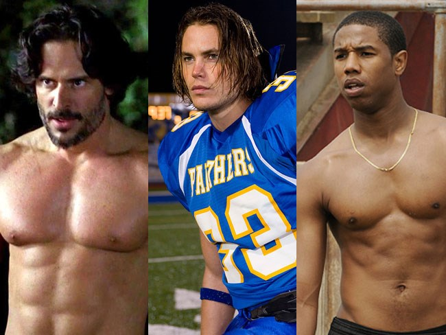 Hottest guys on TV