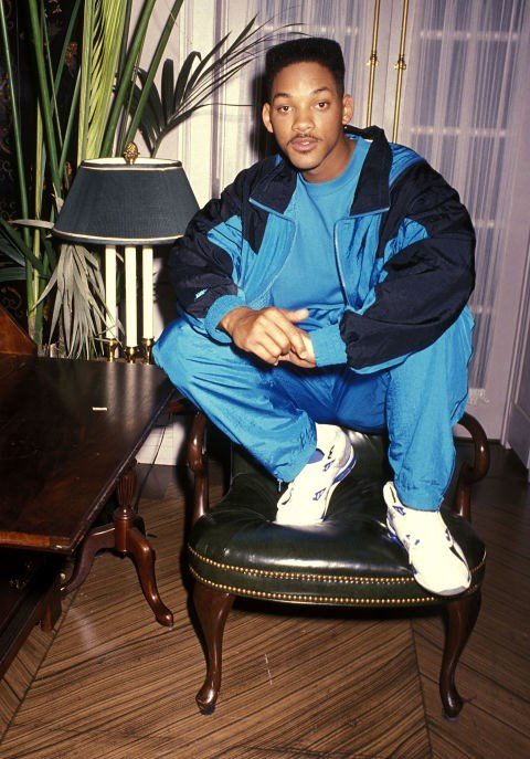**WILL SMITH (*FRESH PRINCE OF BEL-AIR*)**