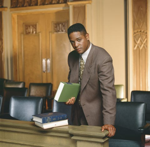 **BLAIR UNDERWOOD (*L.A. LAW, SEX AND THE CITY*)**