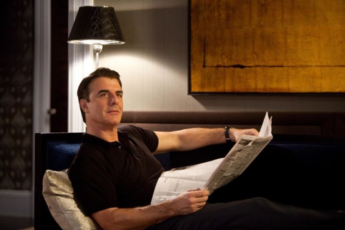 **CHRISTOPHER NOTH (*LAW & ORDER, SEX AND THE CITY, THE GOOD WIFE*)**